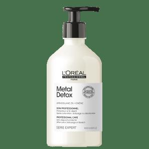 L'Oréal Professionnel Metal Detox Soin - Condicionador 500ml