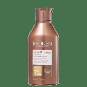 Redken All Soft Mega - Condicionador 300ml