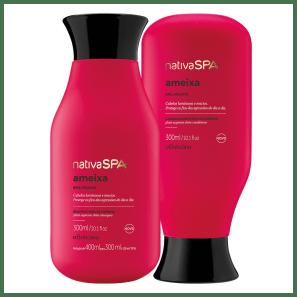 Combo Shampoo + Condicionador Ameixa