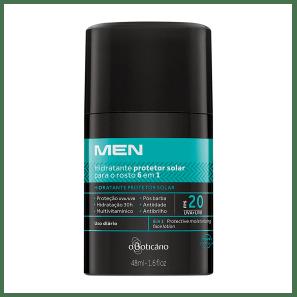 Hidratante Facial Protetor Multi 6 em 1 MEN 48ml