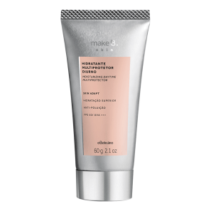 Hidratante Multiprotetor Diurno Make B. Skin, 60g