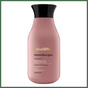 Shampoo Nativa SPA Monoï & Argan, 300ml