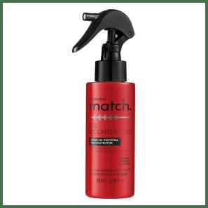 Spray de Proteína Capilar Match SOS Reconstrução, 100ml