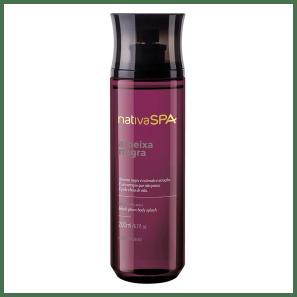 Desodorante Colônia Splash Nativa SPA Ameixa Negra, 200ml