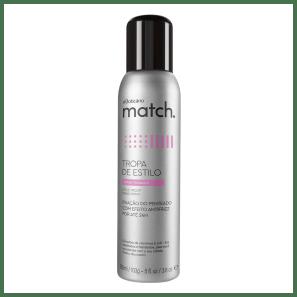 o Boticário Match Capilar - Spray Fixador 150ml