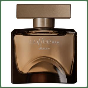 Coffee Man Desodorante Colônia 100ml