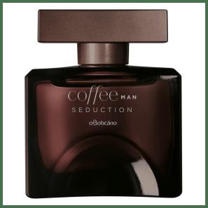 Coffee Man Seduction Desodorante Colônia 100ml