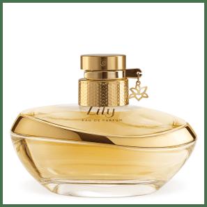 Lily Eau de Parfum Válvula 75ml