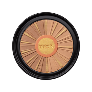 Pó Compacto Facial Bronzer Medium Tan Make B. Sun Hit 28g