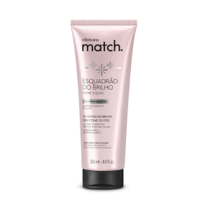 Shampoo Match Brilho, 250 ml