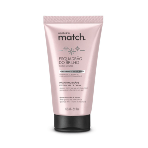 Match Creme Pentear Brilho, 150 ml
