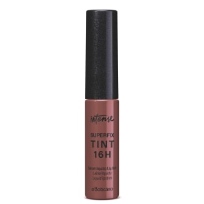 Batom Liquido Marrom Intense Superfixtint, 4 ml