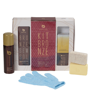 Kit Best Bronze Essential (4 produtos)