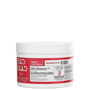 TIGI Bed Head Urban Anti+Dotes 3 Resurrection - Máscara Capilar 200g