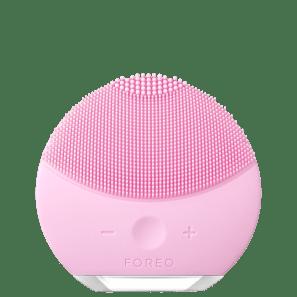 FOREO Luna Mini 2 Pearl Pink - Escova de Limpeza Facial