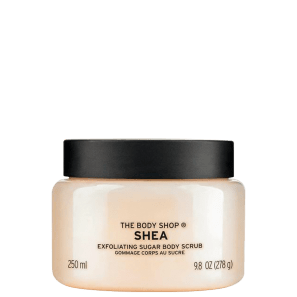 The Body Shop Shea - Esfoliante Corporal 250ml
