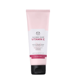 The Body Shop Vitamin E Gentle - Creme de Limpeza Facial 125ml