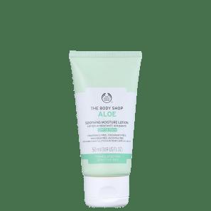 The Body Shop Aloe Soothing FPS 15 - Loção Hidratante Facial 50ml