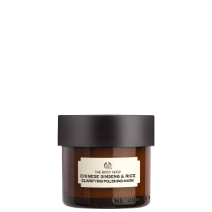 The Body Shop Chinese Ginseng e Rise - Máscara Facial 75ml