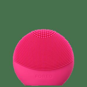Foreo Luna Play Plus Fuchsia - Escova Facial Elétrica