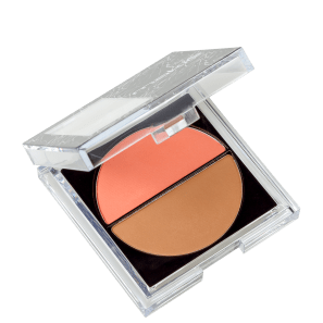 Blush e bronzer Makiê
