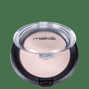 Makiê HD Glamour - Pó Iluminador Compacto 11g