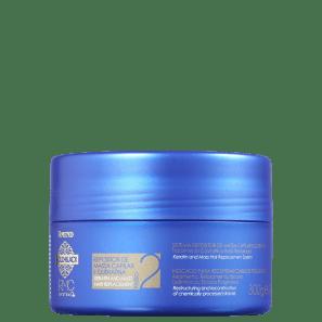 Amend Gold Black RMC System Q+ - Máscara Reconstrutora 300g