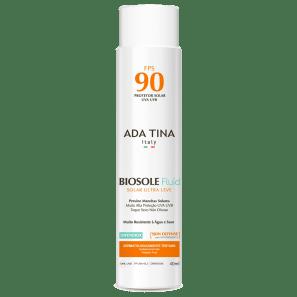 Ada Tina Biosole Fluid FPS 90 PPD 42,3 - Protetor Solar 40ml