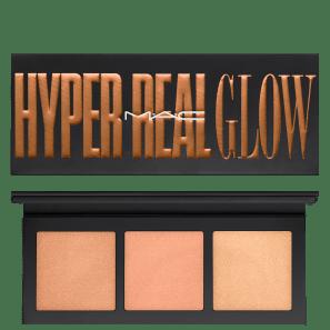 M·A·C Hyper Real Palette Glow Shimmy Peach - Paleta de Iluminadores 4,5g