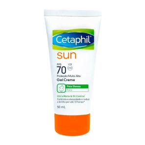 Cetaphil Sun FPS 70 - Protetor Solar Facial 50ml