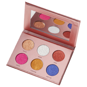 Mariana Saad by Océane Let It Shine - Paleta de Sombras 6g