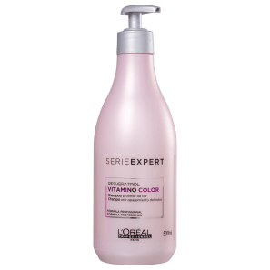 L'Oréal Serie Expert Vitamino Color Resveratrol - Shampoo