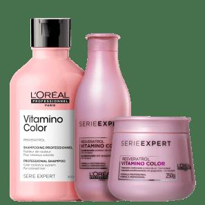 Kit L'Oréal Serie Expert Vitamino Color Resveratrol