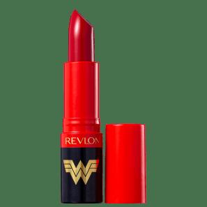 Revlon X WW84 Super Lustrous Super Heroine - Batom Matte 4,49g