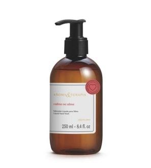 Sabonete Líquido para Mãos Aroma & Terapia Calma na Alma 250ml