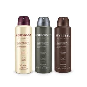 Combo Boticollection Desodorante Antitranspirante: Horizonte 75g + Styletto 75g + Portinari 75g