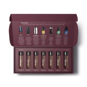 Coleção Malbec Experimentação (7 fragrâncias)