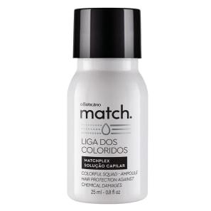 Matchplex Solução Capilar, 25ml