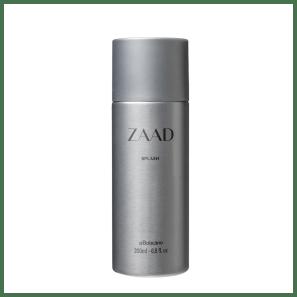 Splash Desodorante Côlonia Zaad, 200ml