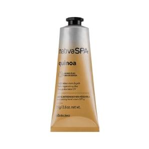 Creme Antissinais para Mãos FPS 15 Nativa SPA Quinoa, 75 g
