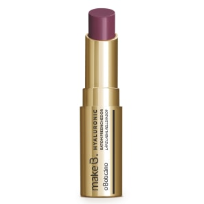 Batom Stick Soft Berry Make B. Hyaluronic FPS 15, 3,4 g