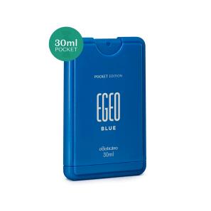 Egeo Blue Desodorante Colônia Pocket 30 ml