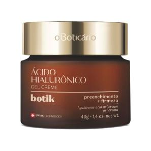 Gel Creme Facial Firmador Ácido Hialurônico Botik 40g
