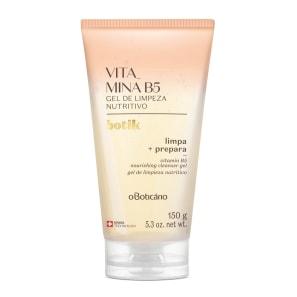 Gel de Limpeza Facial Nutritivo Vitamina B5 Botik 150g