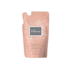 Refil Creme Acetinado Desodorante Hidratante Corporal Lily Absolu 250g