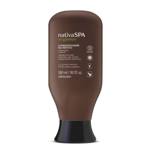 Condicionador Nutritivo Nativa Spa Orgânico 300ml