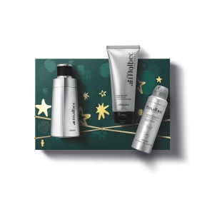 Kit Presente Natal Malbec Magnetic: Desodorante Colônia 100ml + Shower Gel 205g + Antitranspirante 75g