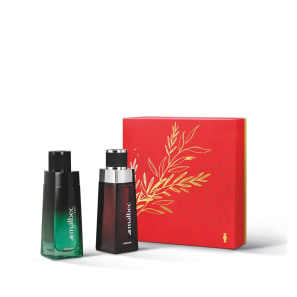 Kit Presente Malbec: Malbec Desodorante Colônia 100ml + Malbec Vert Desodorante Colônia 100ml