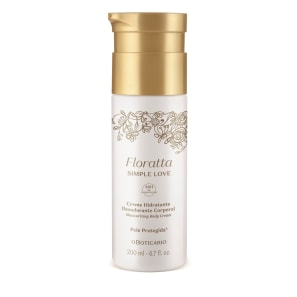 Creme Hidratante Desodorante Corporal Floratta Simple Love 100ml