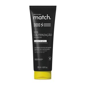 Shampoo Match SOS Cauterização